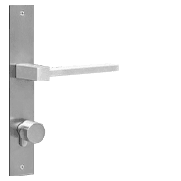 Contemporary-stainless-Steel-Door-Level