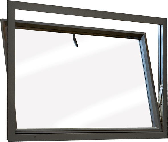 Hopper Window