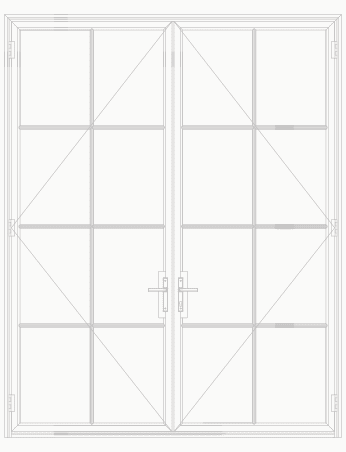 T225 8 Lite SDL Double Door