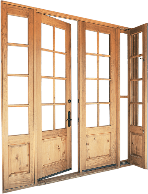 Operable Sidelights