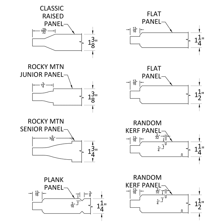 Wood-Doors-Panel-Profile-Options-1