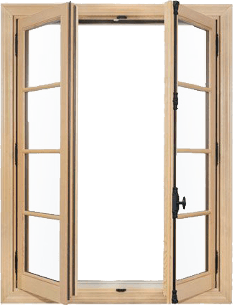 Wood – Window – Casement – Casement_French (Inswing)
