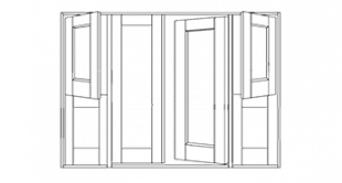 dutch pair doors