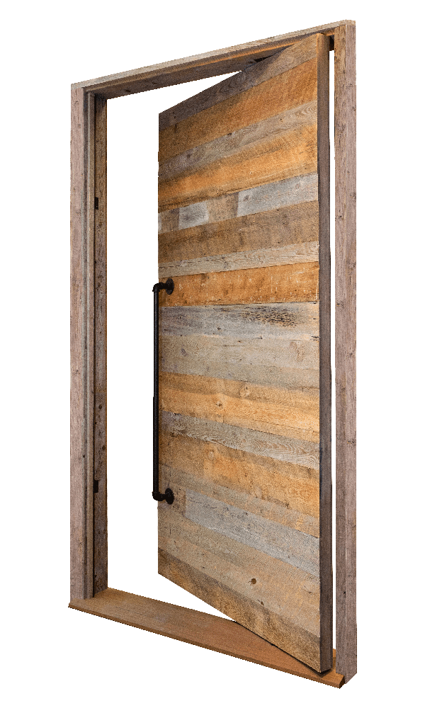 1153-WoodPivotDoor